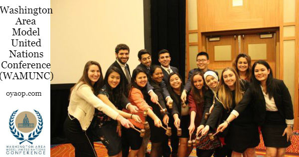 Washington Area Model United Nations Conference (WAMUNC)