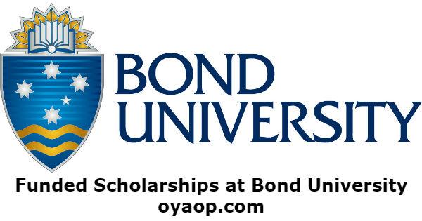Funded Scholarships at Bond University