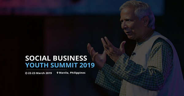 Social Business Youth Summit 2019 in Manila, Philippines