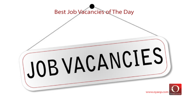 Best Jobs- Job of the Day