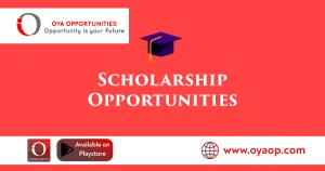 Best Scholarship, Internship and Competitions, oya opportunities, oyaop, top scholarships, Fully Funded Scholarship in Europe