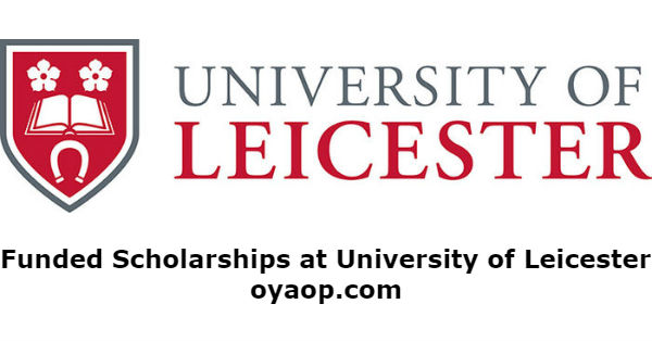 Funded Scholarships at University of Leicester