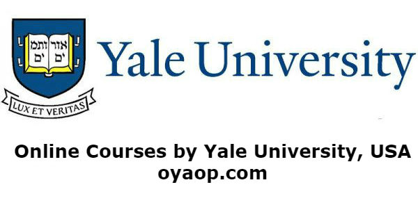Online Courses by Yale University, USA