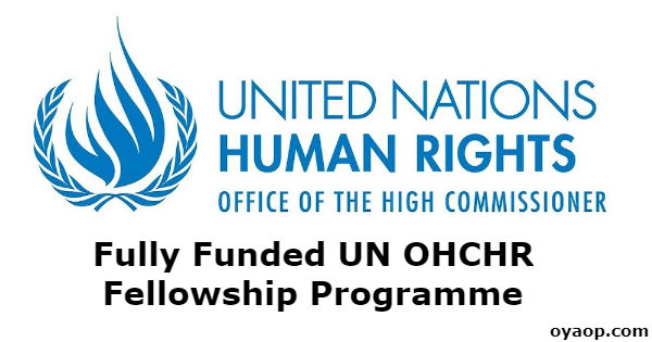 Fully Funded UN OHCHR Fellowship Programme