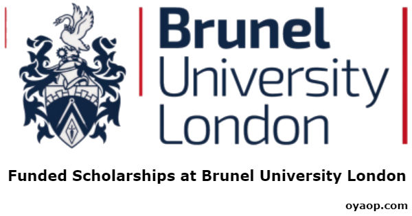 Funded Scholarships at Brunel University London