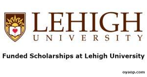 Funded Scholarships at Lehigh University