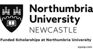 Funded Scholarships at Northumbria University