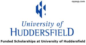 Funded Scholarships at University of Huddersfield