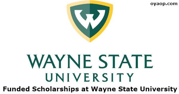 Funded Scholarships at Wayne State University