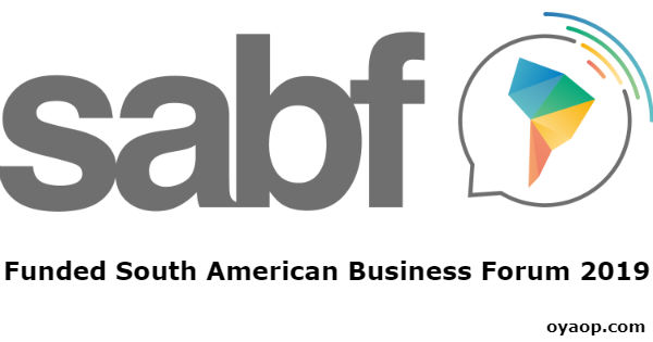Funded South American Business Forum 2019