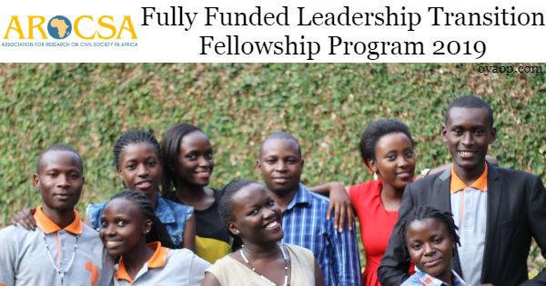 Leadership Transition Fellowship Program