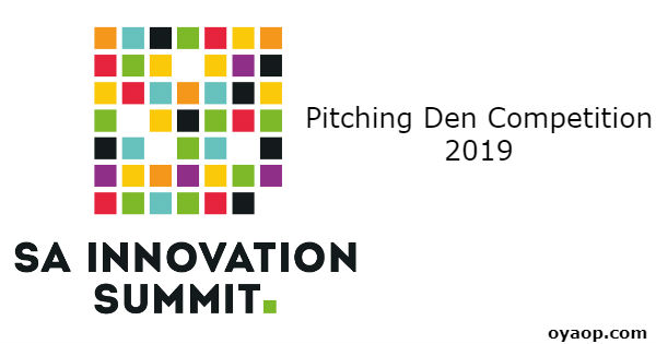 Pitching Den Competition 2019