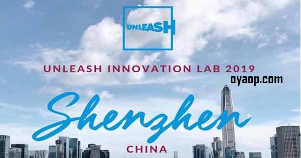 UNLEASH Innovation Lab 2019 in Shenzhen, China