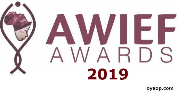 Africa Women Innovation and Entrepreneurship Forum (AWIEF) Awards 2019