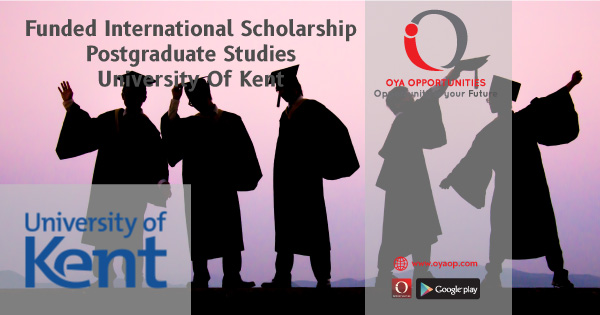 Funded International Scholarship for Postgraduate Studies