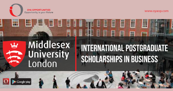 Postgraduate Scholarship opportunities for International Students in Business Studies presented by oyaop