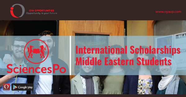 International Scholarships for Middle Eastern Students