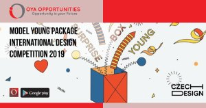 Model Young Package International Design Competition 2019