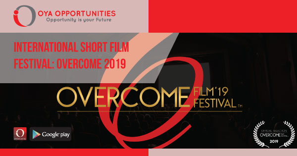 International Short Film Festival: Overcome 2019