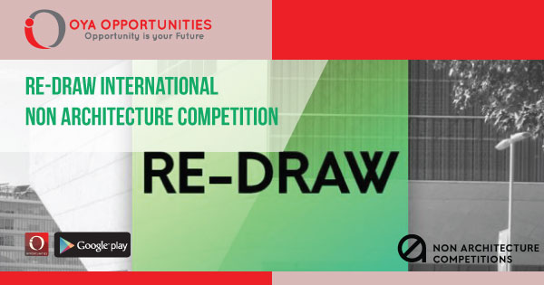 Re-Draw International Non Architecture Competition