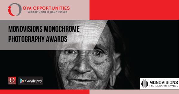 MonoVisions Monochrome Photography Awards