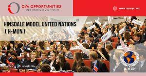 Hinsdale Model United Nations ( H-MUN )