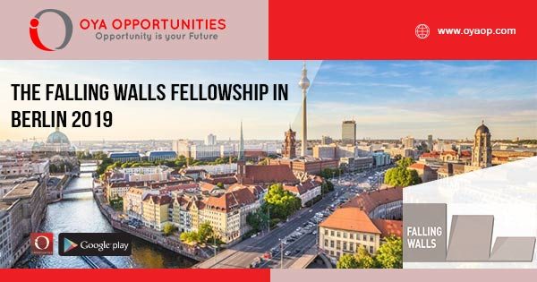 Science Fellowship for Journalists