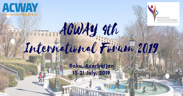 4th ACWAY Forum in Azerbaijan