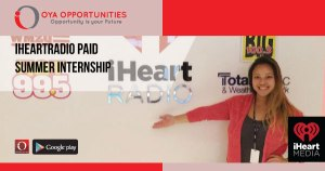 iHeartRadio Paid Summer Internship