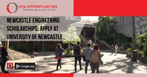 Newcastle Engineering Scholarships | Apply at University of Newcastle