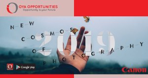 New Cosmos of Photography 2019 [Win JPY 1 million]