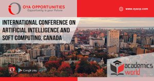 International Conference on Artificial Intelligence and Soft Computing 2019, Canada