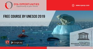 Free Course by UNESCO 2109