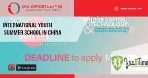 International Youth Summer School in China