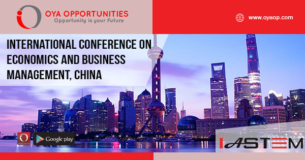 Academic Conference on Economics and Business Management, China