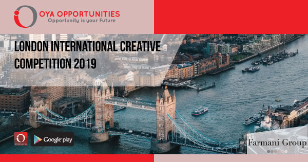 London International Creative Competition 2019