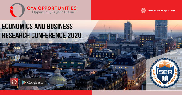 Economics and Business Research Conference 2020