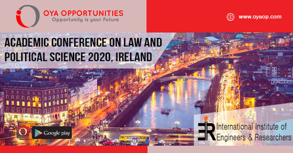 Academic Conference on Law and Political Science 2020