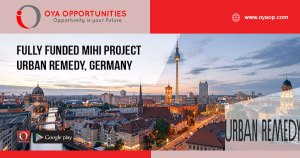 Fully Funded MIHI Project Urban Remedy, Germany