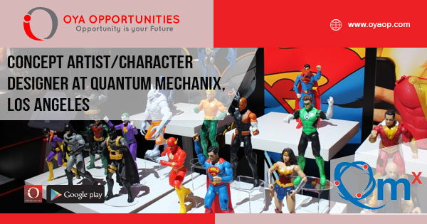 Designer Jobs at Quantum Mechanix