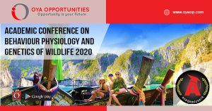 Academic Conference on Behaviour Physiology and Genetics of Wildlife 2020