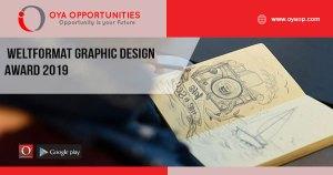 Weltformat Graphic Design Award 2019