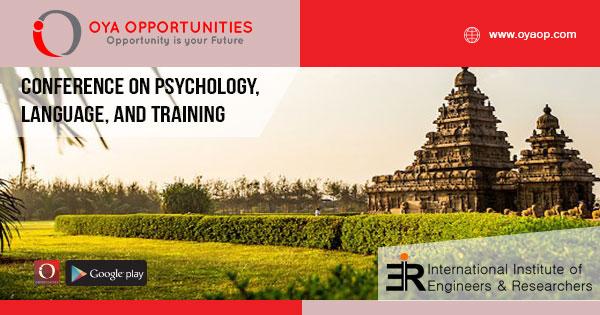 Academic Conference on Psychology, Language, & Training 2020