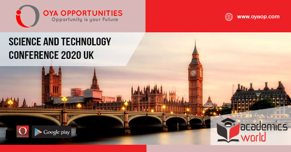 Science and Technology Conference 2020 UK