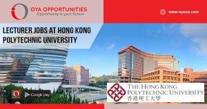 Jobs at Hong Kong Polytechnic University