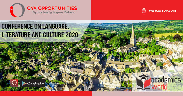 Conference on Language, Literature and Culture 2020 UK