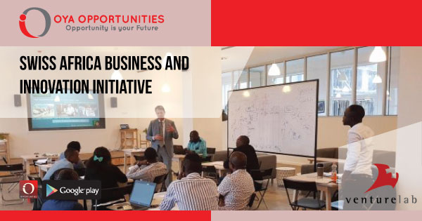 Swiss Africa Business and Innovation Initiative