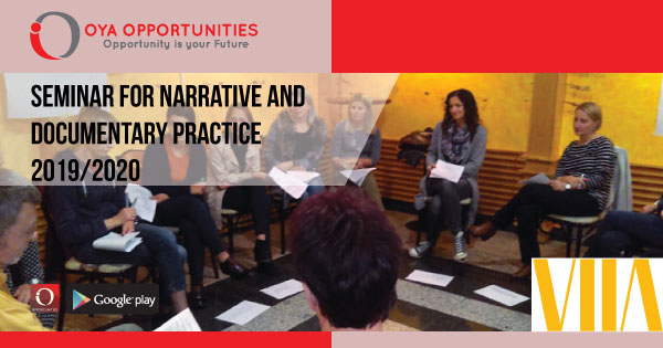 Seminar for Narrative and Documentary Practice 2019/2020