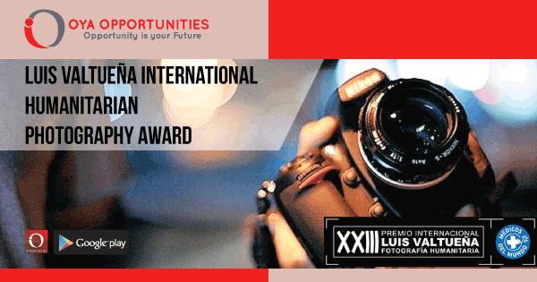 Luis Valtueña International Humanitarian Photography Award