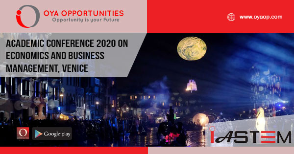 Academic Conference 2020 on Economics and Business Management